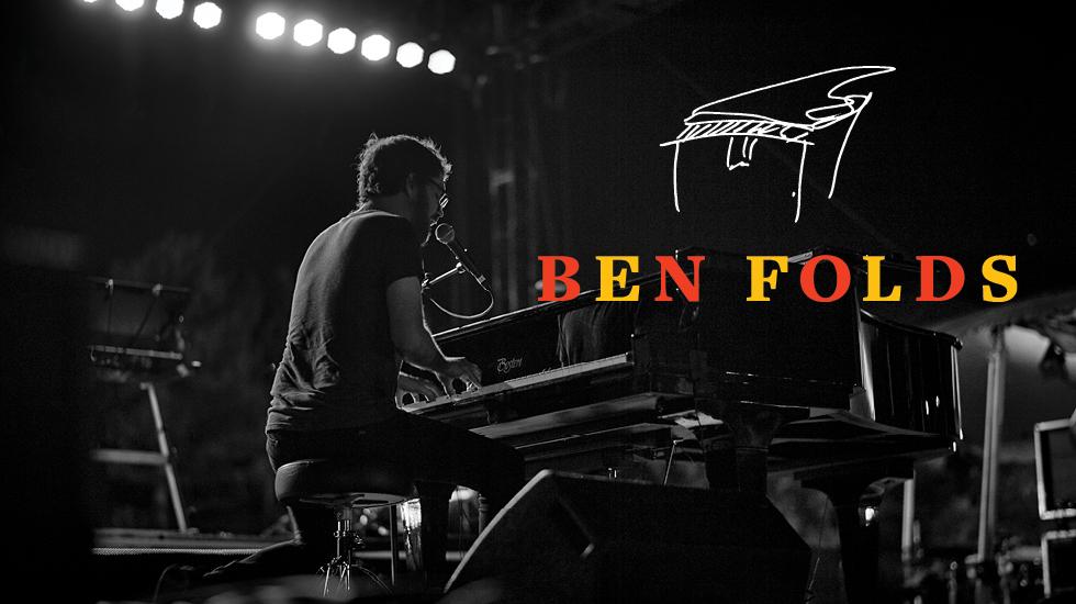 Ben Folds orķestra ceļojums 2019