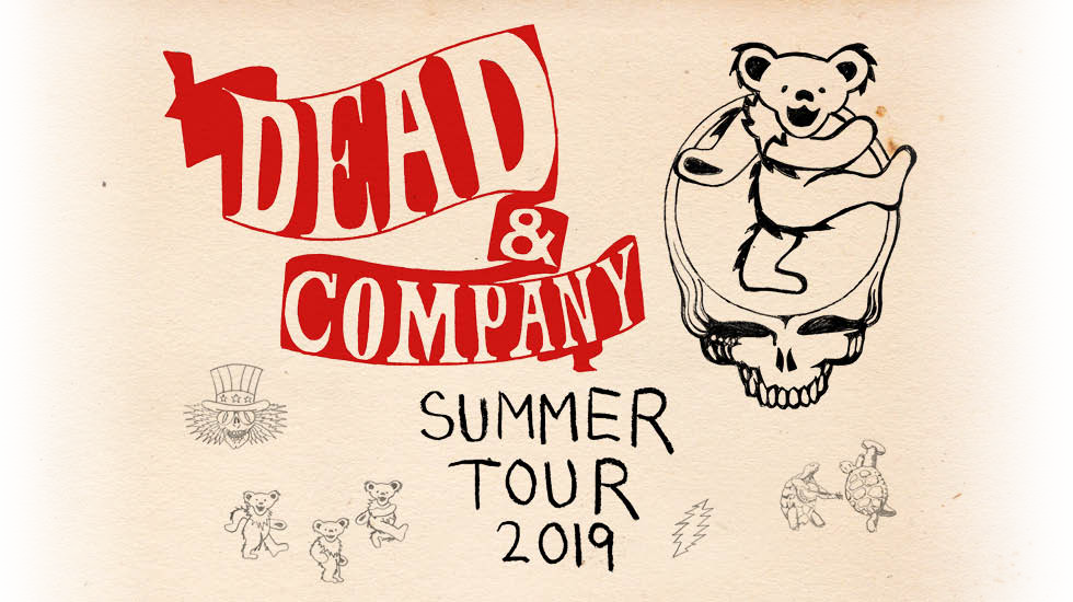 e6a3f79bcfa Dead   Company Tour 2019  Official VIP   Travel Packages