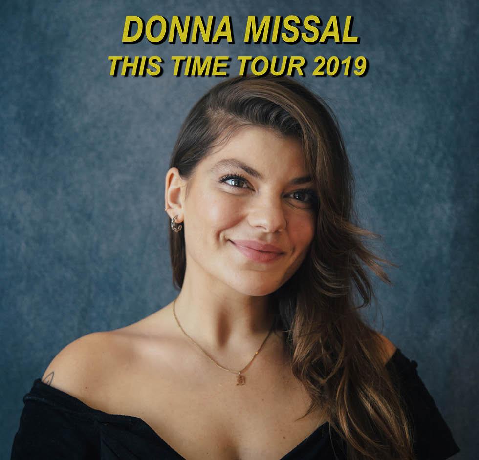 Donna Missal Tour 2019