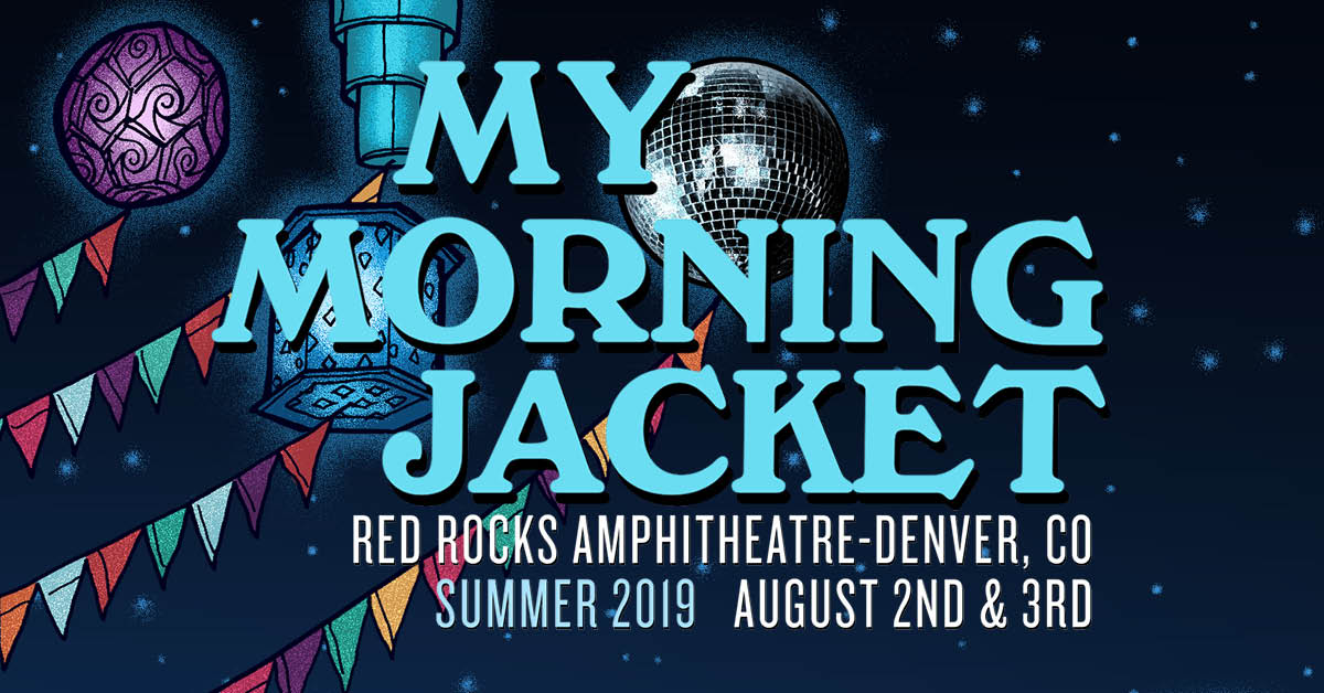 My Morning Jacket At Red Rocks Vip Travel Packages Cid