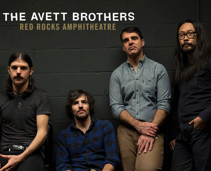 The Avett Brothers at Red Rocks 2019