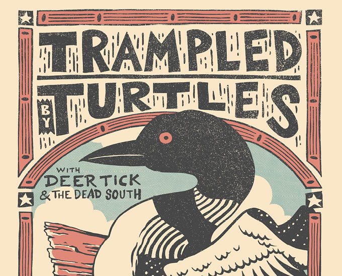 Trampled By Turtles at Red Rocks 2019