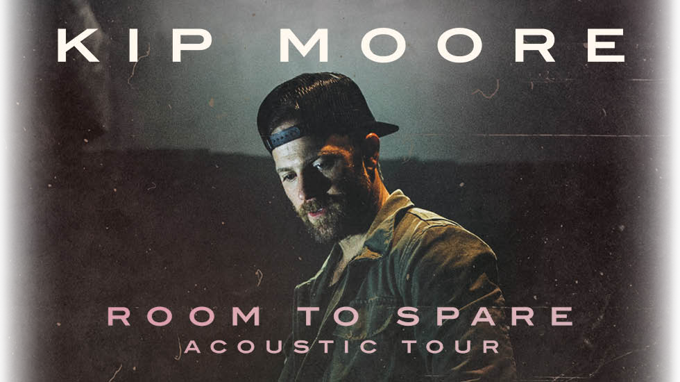 Kip Moore Winter Tour 2019