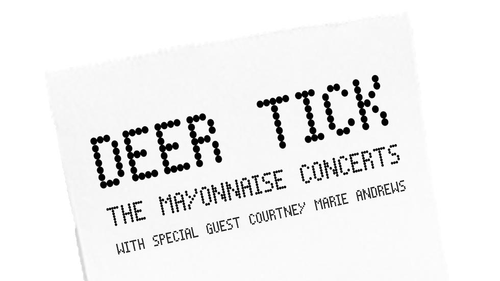 Deer Tick Spring Tour 2019