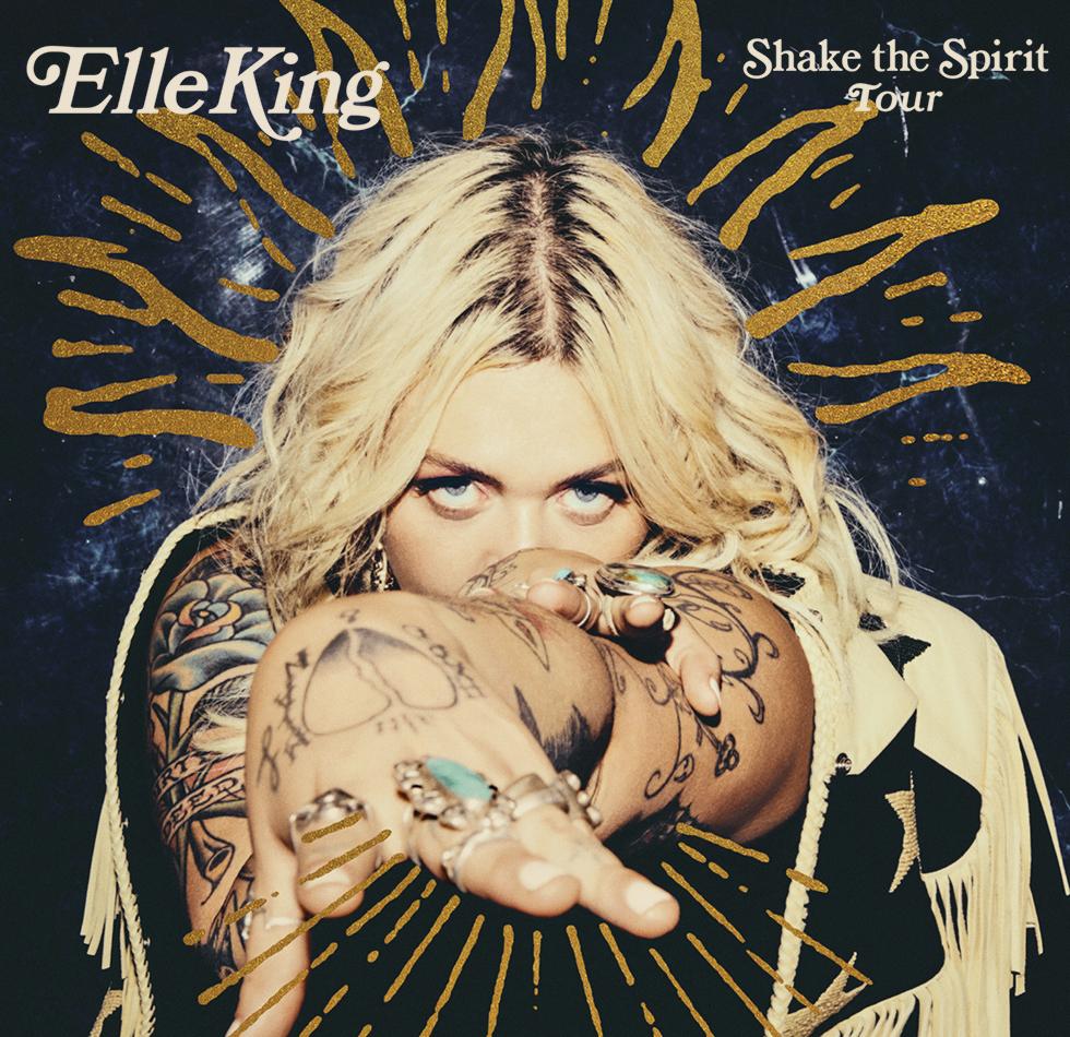 Elle King Spring Tour 2019
