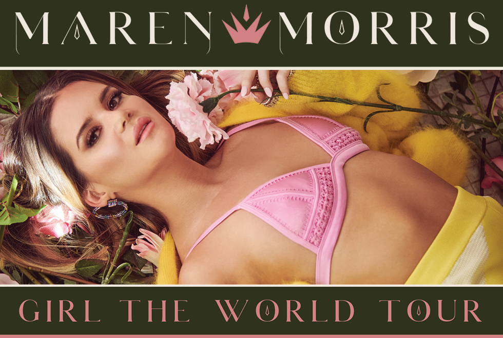Maren Morris Tour 2019