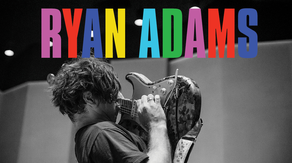 Ryan Adams Spring Tour 2019