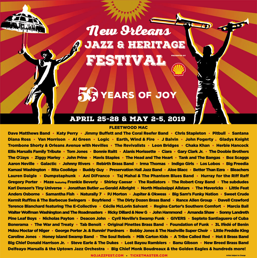 No Jazz Fest >> New Orleans Jazz Fest Travel Packages