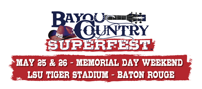 Bayou Country Superfest 2019