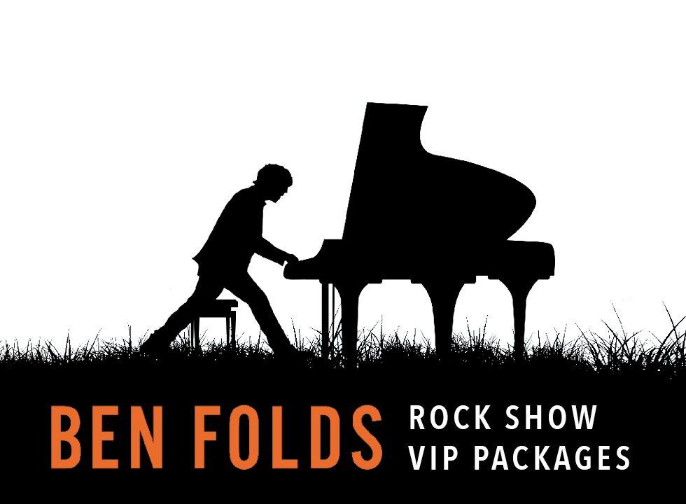 Ben Folds Summer Tour 2019