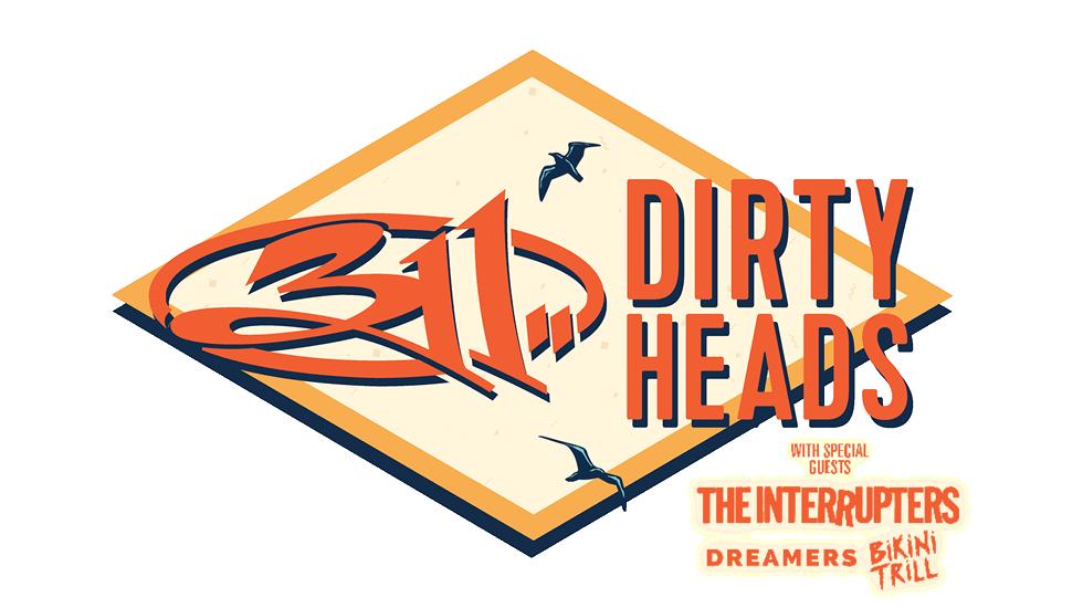 Dirty Heads Summer Tour 2019
