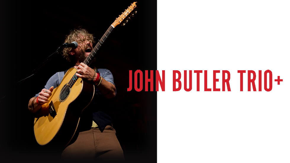 John Butler Trio Summer Tour 2019