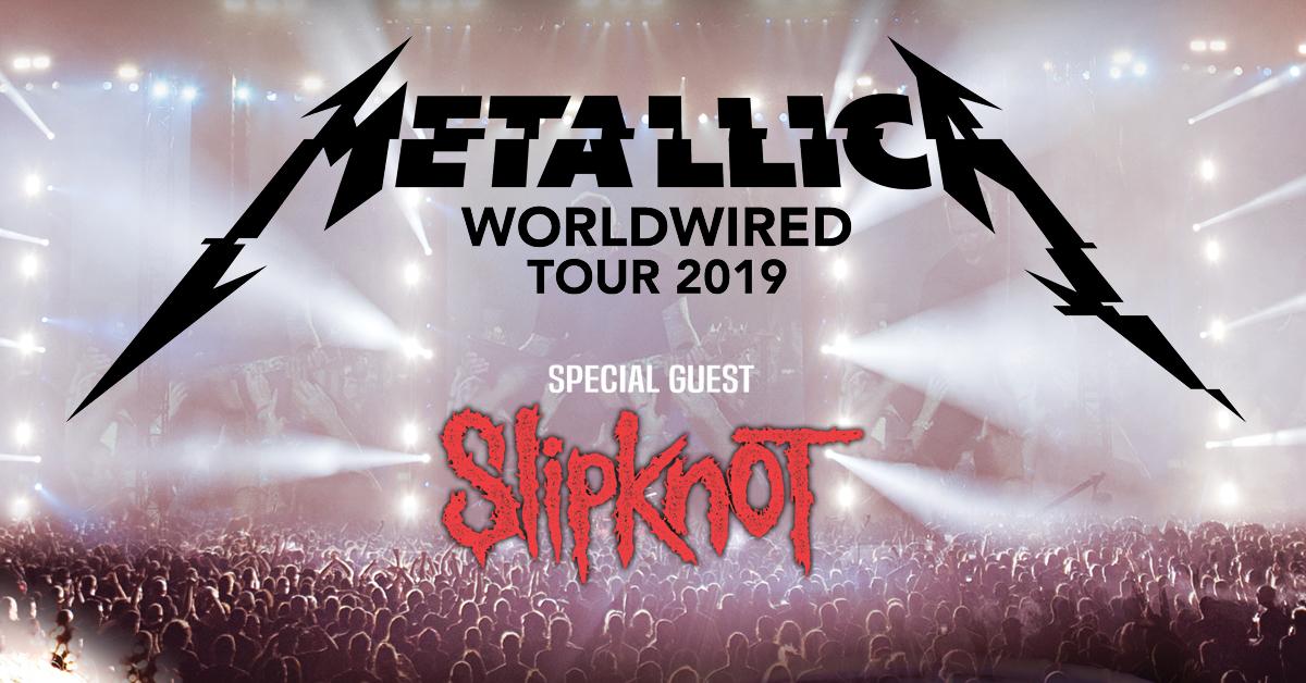 Metallica Australia and New Zealand Tour 2019: Enhanced