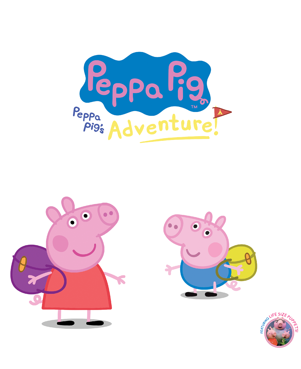 Peppa Pig's Adventure Tour