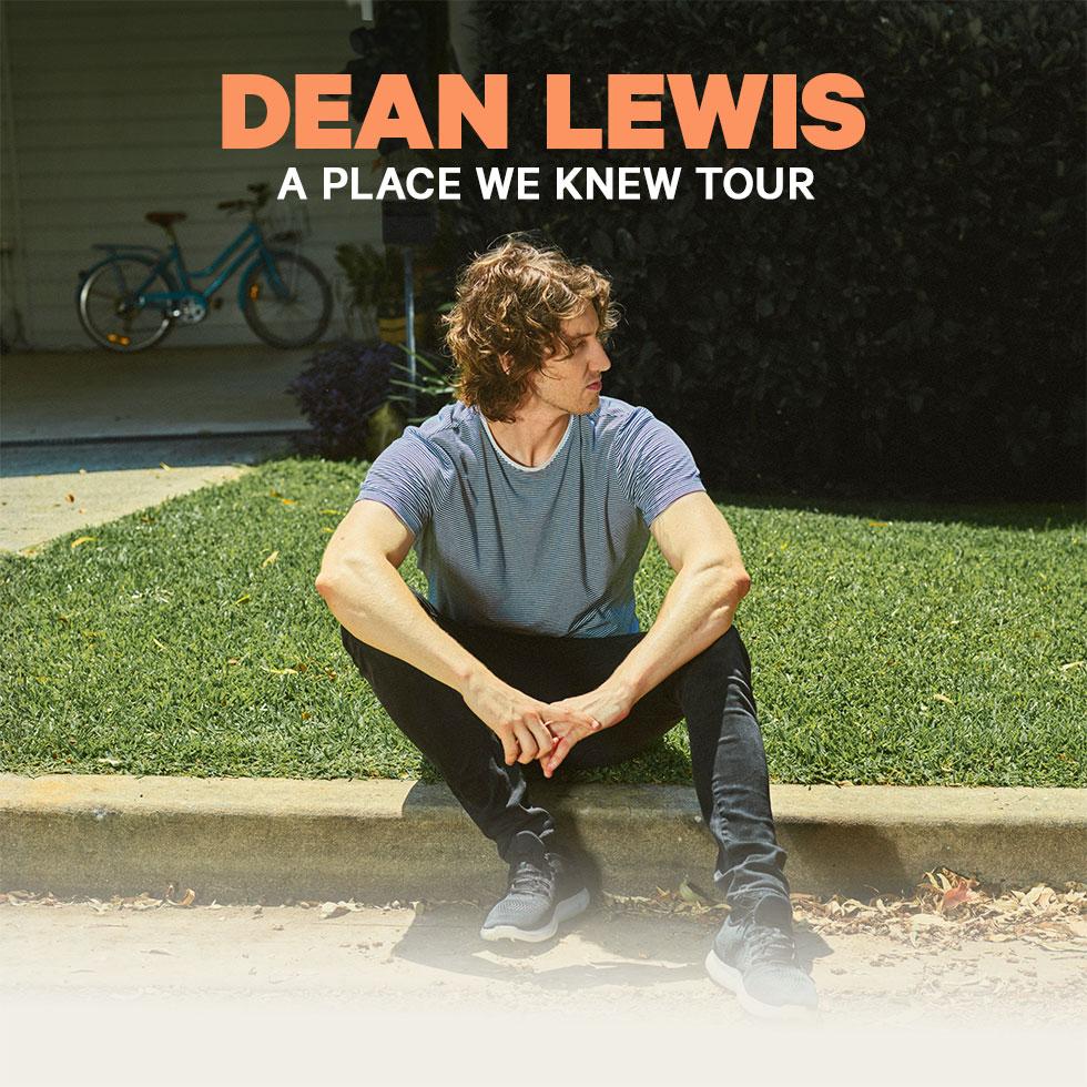 Dean Lewis Tour