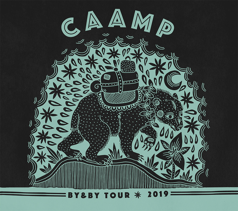 Caamp Tour 2019