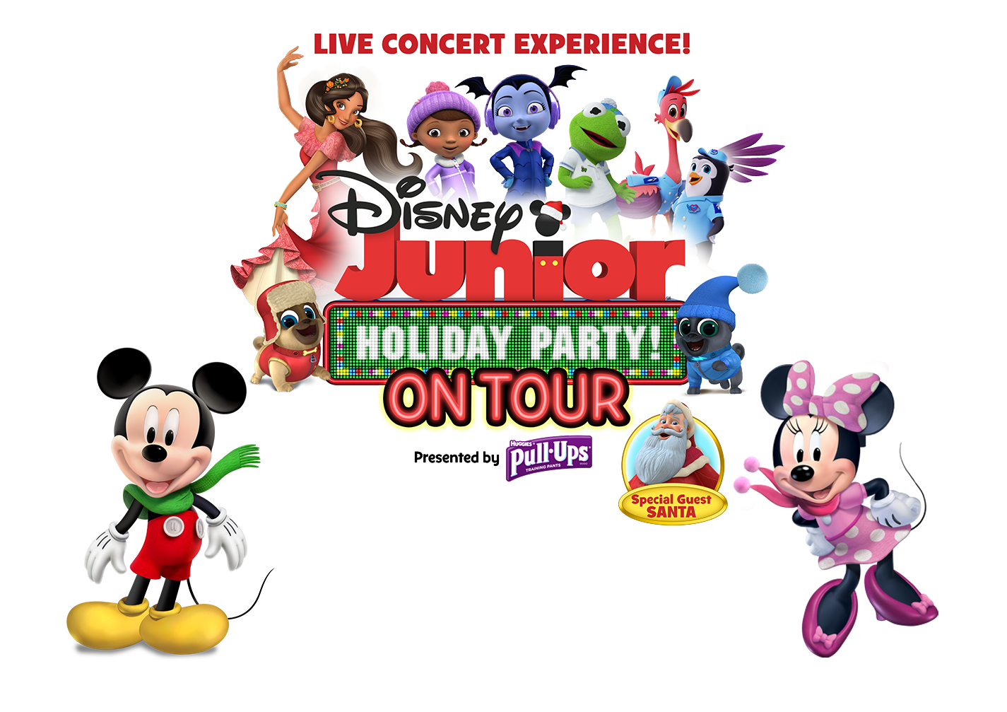Disney Junior Holiday 2019