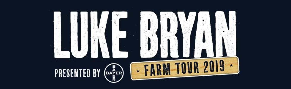 Luke Bryan Farm Tour 2019
