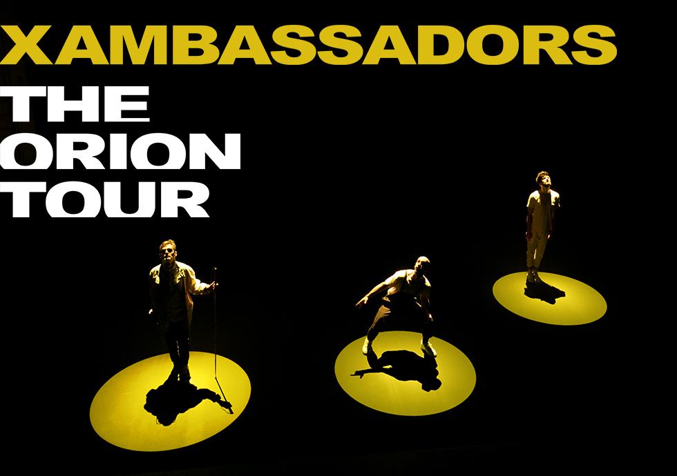 X Ambassadors Fall Tour 2019
