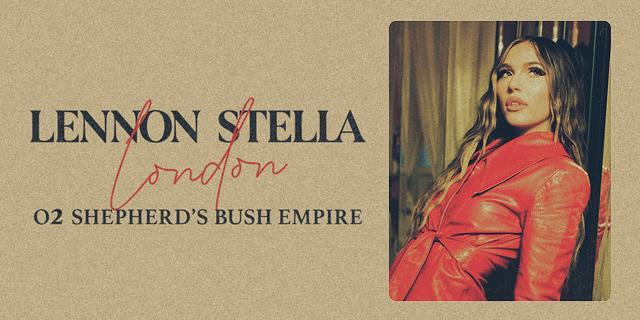 Lennon Stella 2019 Header