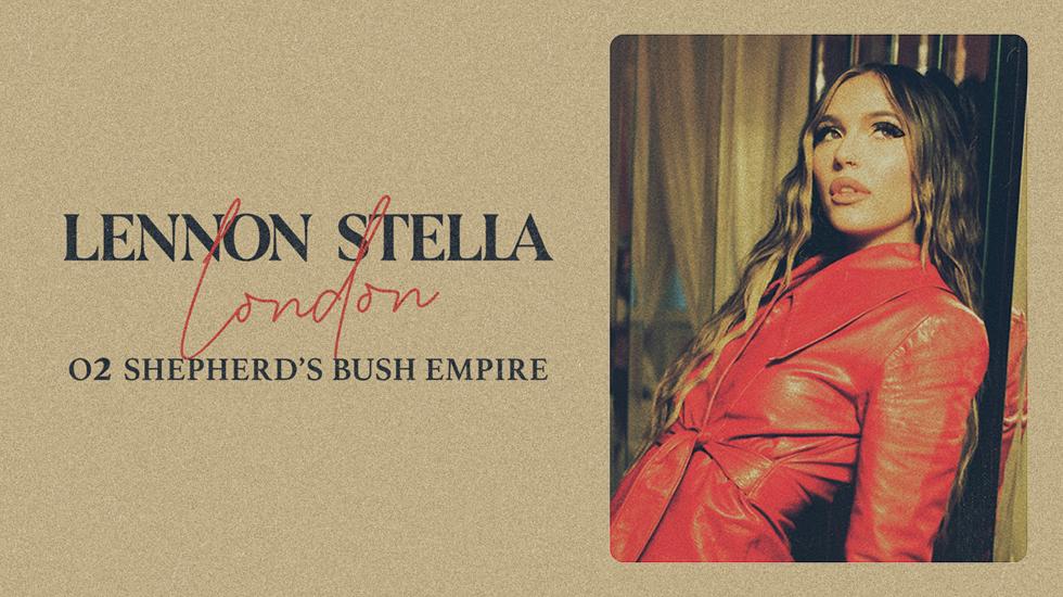 Lennon Stella Tour 2020