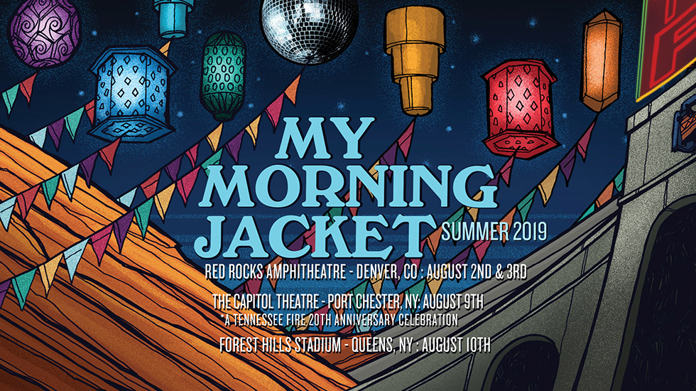 My Morning Jacket 2019