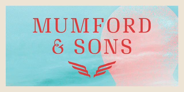 Mumford and Sons 2019 Header