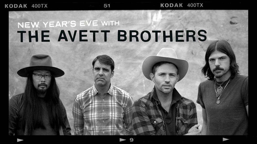 The Avett Brothers NYE 2019