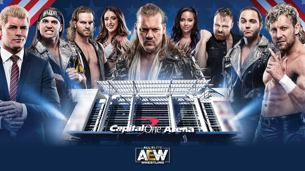 AEW Tour 2019