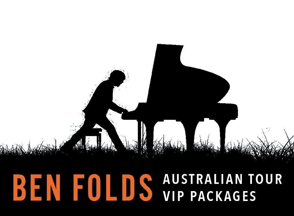 Ben Folds Australian Tour 2020