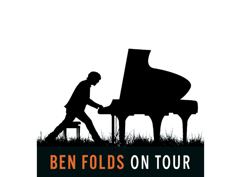 Ben Folds On Tour