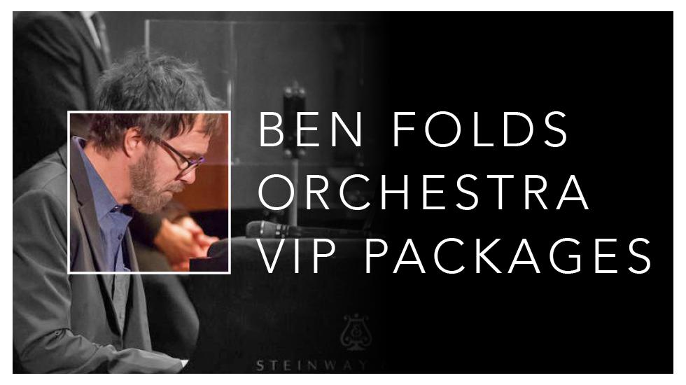Ben Folds Tour