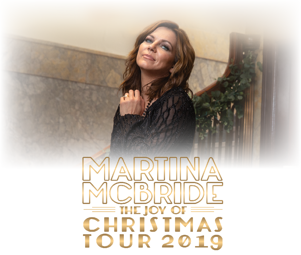 Martina McBride Christmas Tour 2019