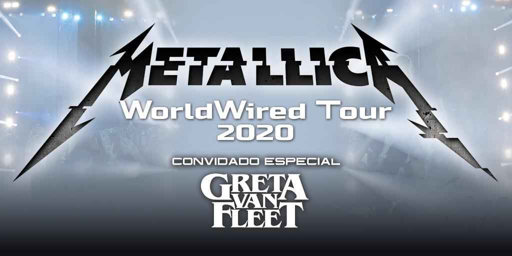 All That Remains Tour 2020 Metallica South American Tour 2020   CID Entertainment