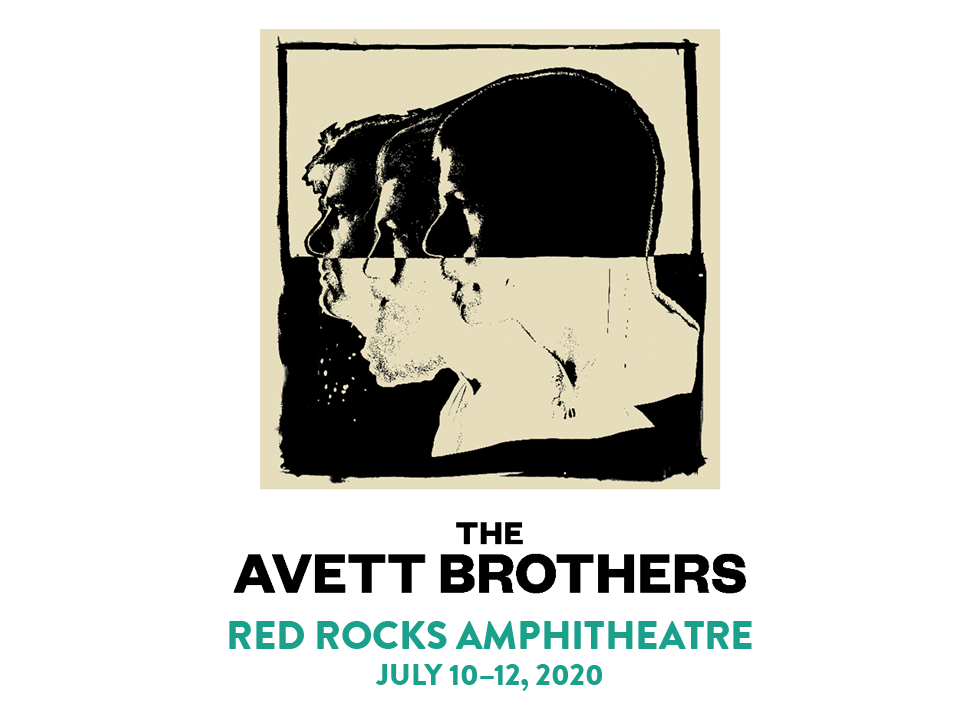 The Avett Brothers at Red Rocks 2020