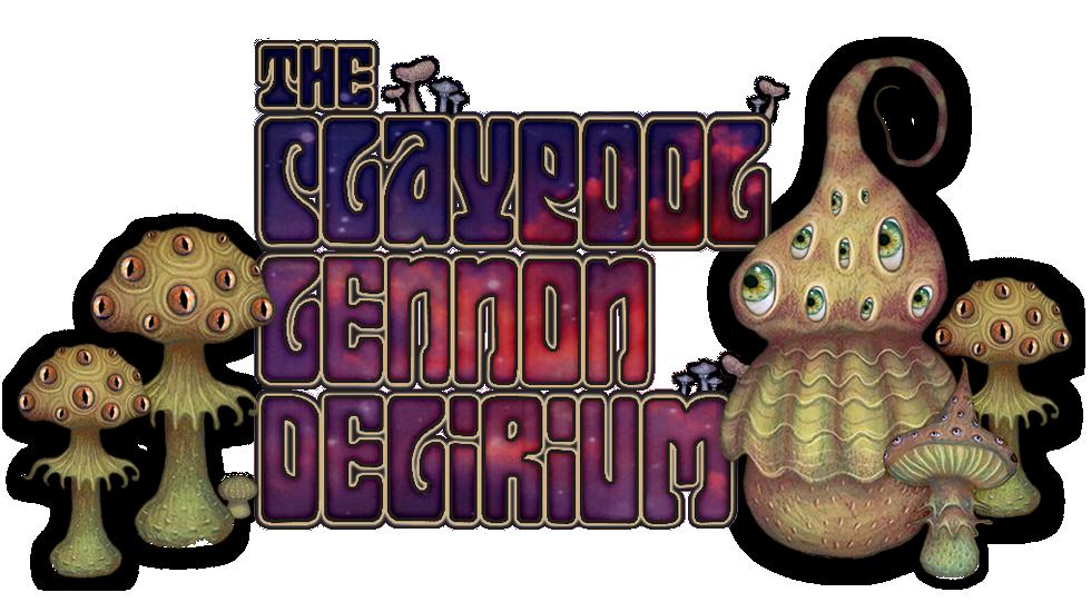 Claypool Lennon Delirium 2019 Tour Leg 2