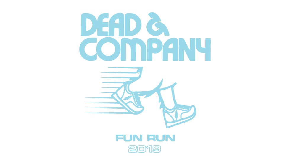 Dead & Company Fun Run 2019