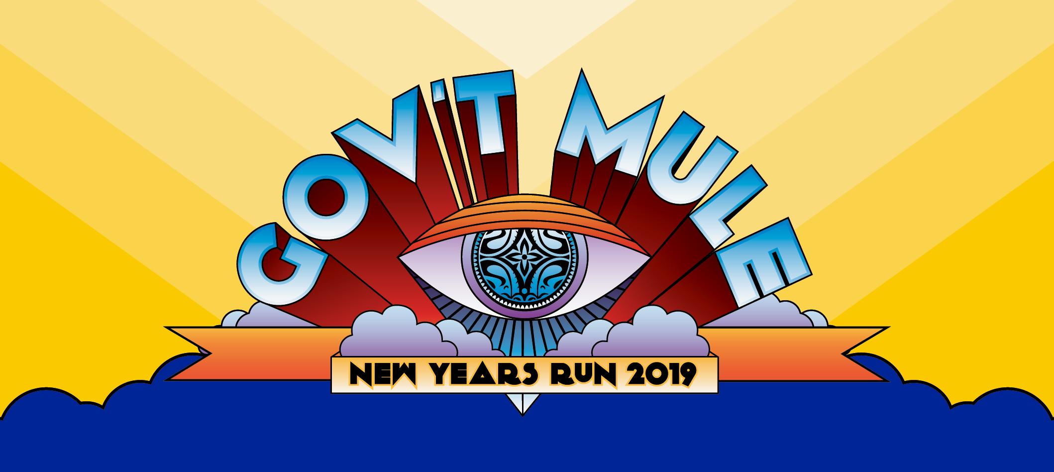 Gov't Mule NYE 2019-2020