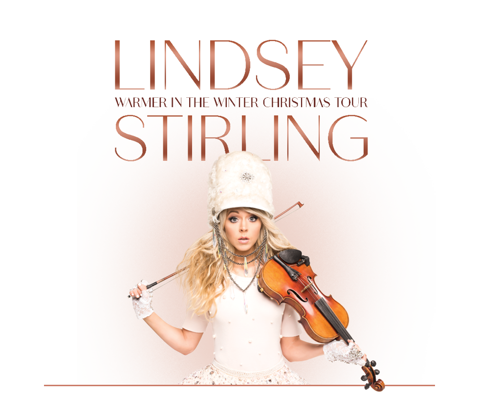 Lindsey Stirling Christmas Tour 2019