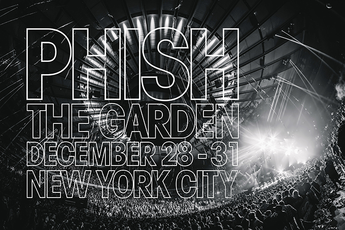 Phish New Year's Run 2019-2020