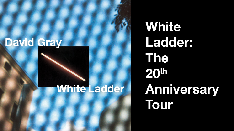 David Gray White Ladder The 20th Anniversary Tour