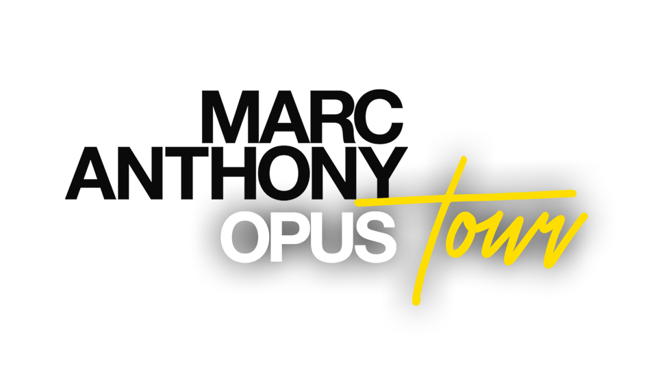 Marc Anthony Opus Tour