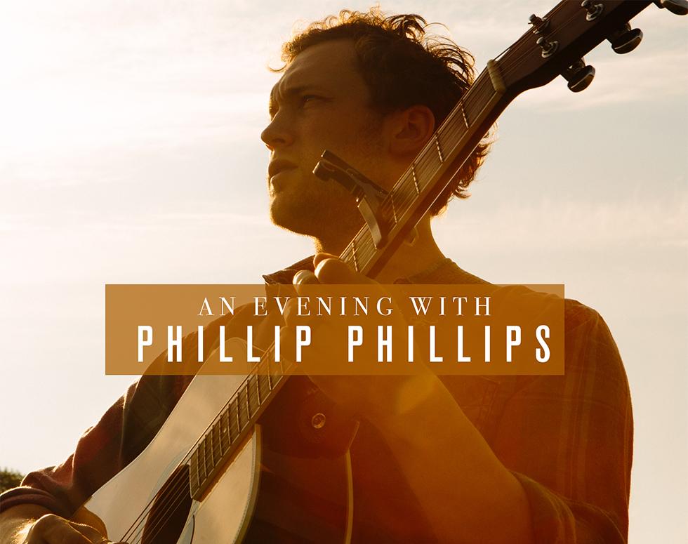 Phillip Phillips Tour 2020