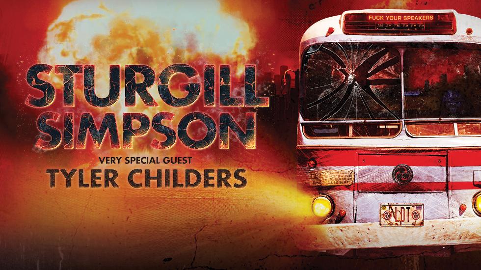 Sturgill Simpson Winter Tour 2020