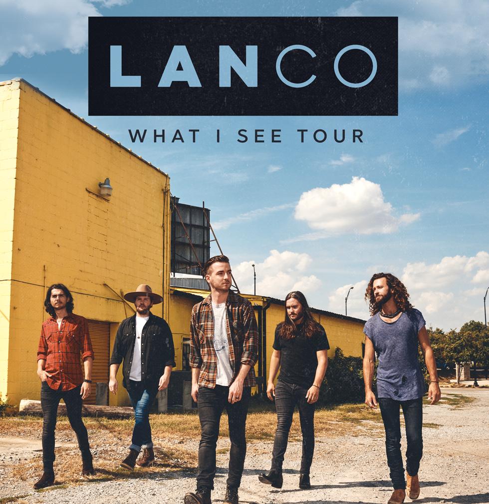 LANCO 2020 Tour