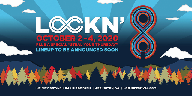 LOCKN October 2-4 2020 Header