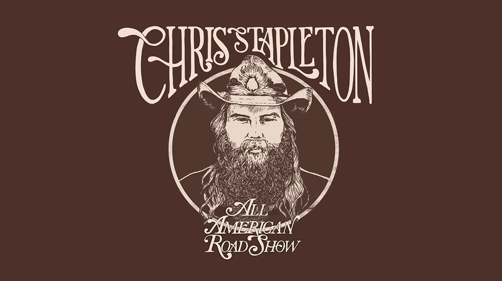 Chris Stapleton All American Road Show