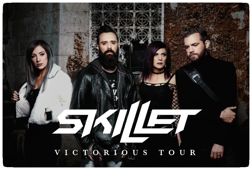 Skillet Tour