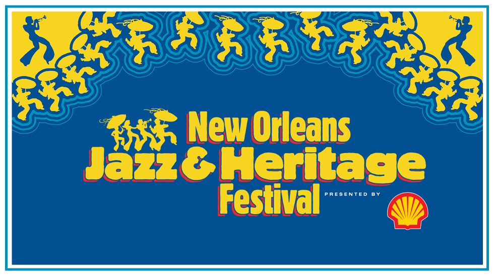 New Orleans Jazz & Heritage Fest 2021