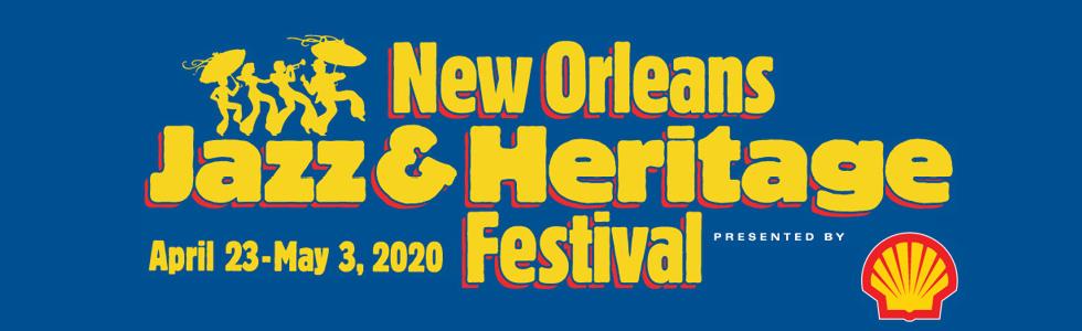 2020 Jazz Fest Header